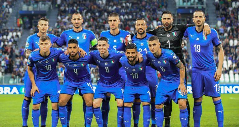 #Squadra Azzurra …